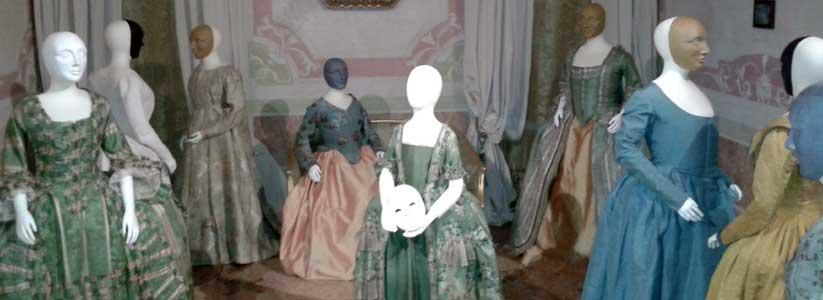 Museo di Palazzo Mocenigo - Centro Studi della Storia del Tessuto e del Costume