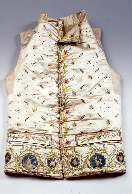 Camisiola 1786-1790 circa, Museo di Palazzo Mocenigo