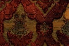 Broccato di velluto, 1500, Museo di Palazzo Mocenigo