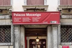 Ingresso del Museo in Salizada San Stae, Museo di Palazzo Mocenigo