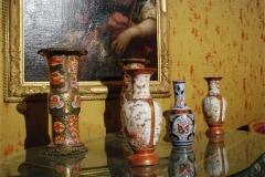 Dettaglio arredi in Sala 2, Museo di Palazzo Mocenigo